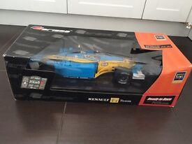 New Renault F1 Remote Control Racing Car