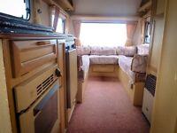 (Ref: 758) Coachman Wanderer 5 Berth **Ideal Starter Caravan**