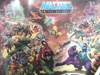 Wanted vintage 1980s He-Man He man masters of the universe toys