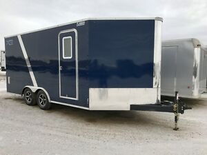 2017 RoyalCargo XRARSMT35-820-86 Enclosed Snowmobile Trailer