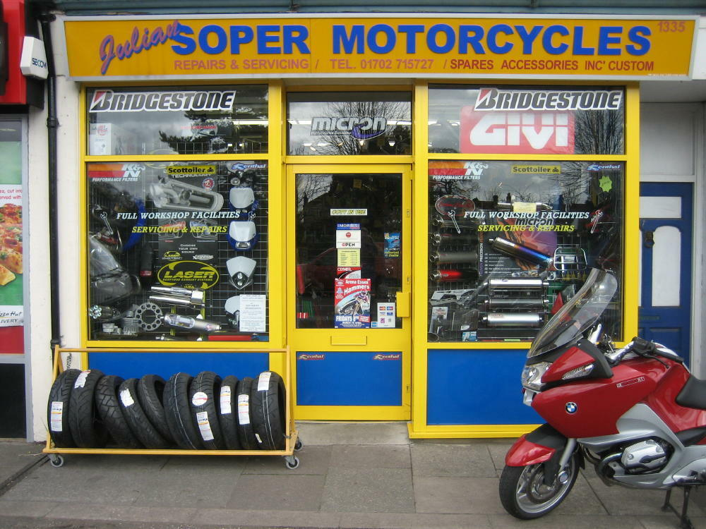 Julian Soper Motorcycles
