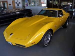 1973 Chevrolet Corvette Stingray Big Block Perth Northern Midlands Preview