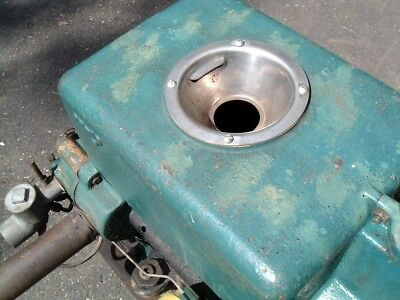 CUSHMAN CUB GAS ENGINE HIT MISS HOPPER FUNNEL ANTI SPLASH  for sale  Placerville