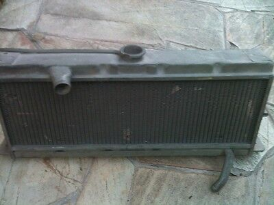 AUTO-UNION DKW 1000SP 1959 1960 1961 WATER RADIATOR N.O.S