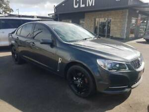 2017 Holden VFII Commodore Evoke Sports Sedan Warragul Baw Baw Area Preview