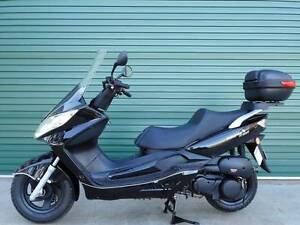 300cc Adonis Maxi Scooter 2013, RWC, 6 MONTHS REGO, SERVICED Toowoomba Region Preview