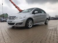2008│Mercedes-Benz B Class 2.0 B200 CDI Sport CVT 5dr│1 OWNER FROM NEW│SERVICE HISTORY│HPI CLEAR