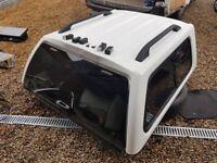 Toyota Hilux Mk 7 & 8 2008-16 Hardtop VGC CAN DELIVER Truckman Top Snugtop Canopy