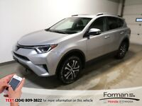 2017 Toyota RAV4 LE|Winter Tires|Warranty|Eco Mode|Low kms|39MPG