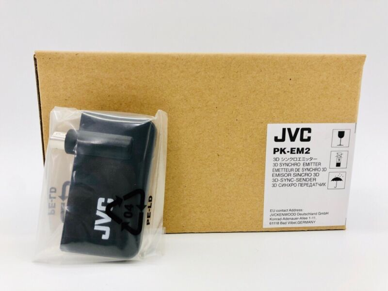 3D for Victor JVC JVC home theater projector synchro emitter JVC PK-EM2