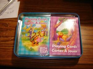 WINNIE THE POOH PLAYING CARDS(2 PACKS)/TOYS/UNIQUE ITEM London Ontario image 4
