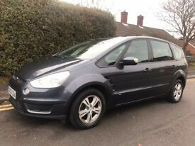 2006 7 SEATER DIESEL FORD S MAX