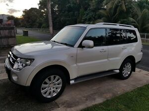 2007 Mitsubishi Pajero NS Exceed Wagon 4x4 Edge Hill Cairns City Preview