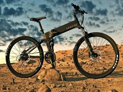 ETNA Legend  smart folding  e bike mountain bike