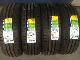 New Michelin Energy Saver 195 55 R15