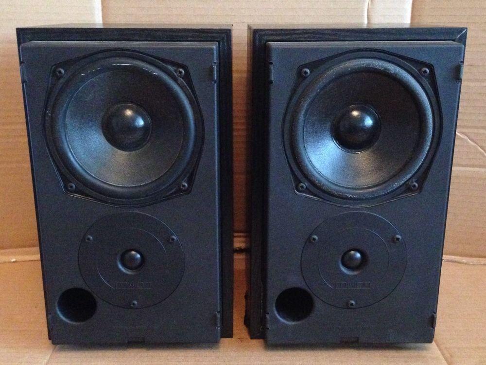 2 Mission Speakers
