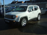 JEEP RENEGADE M-JET LONGITUDE (white) 2015