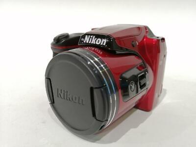 Nikon COOLPIX B500 Digital Camera (Red) - OB