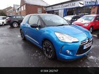 *REDUCED* CITROEN DS3 DSPORT HDI 2010. Perfect Example Comes with Cherished Number Pate Worth £600