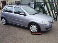 VAUXHALL CORSA 1.4 DESIGN AUTOMATIC 5 DOOR PETROL NICE CAR (grey) 2005