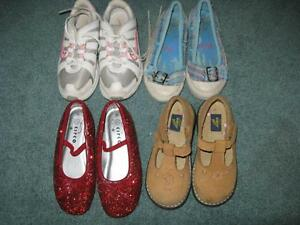 Little Girls Fall/Winter Shoes Size 10 Sarnia Sarnia Area image 4