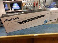 Alesis Q49 Midi keyboard Brand New