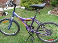 "Teen/Youth bike - 20"" tires - Shimano shifter"