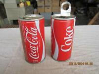 Hard to find COCA COLA Aluminum Foil PULL TAB CAN