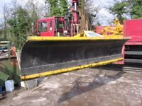 econ gritter snow plough, direct council , in very good condition. please call