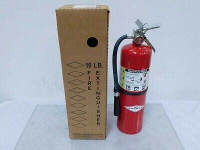 Amerex B456 10lbs. Abc Dry Chemical Fire Extinguisher