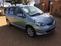 HONDA JAZZ 1.4 SE, MOT March 2018, FSH, Very Nice Condition, Drives Perfect, Only 2 Former keepers