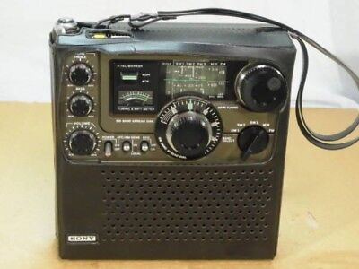 Antique Radio SONY ICF-5900 LED replaced Japan Model Refurbished from Japan