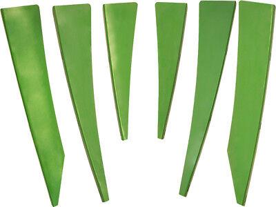 Ah138803 Wide Spread Fin Kit For John Deere 6600 6620 7700 7720 9400 Combines