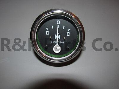 Amp Gauge Ammeter For Farmall Ih Cub A B C H M 140 350 400 450 460 560 360053r91