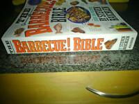 NEW The Barbecue! Bible by Steve Raichlen