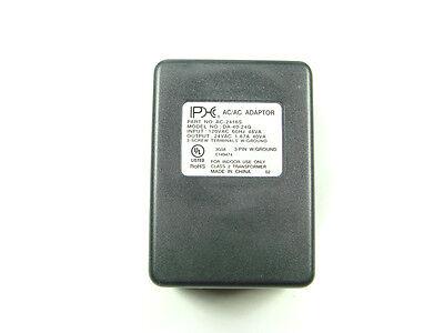 PHC 24V AC Adapter, AC-to-AC Power Supply, Wall Plug 1.67 Amp, 24VAC Transformer ()