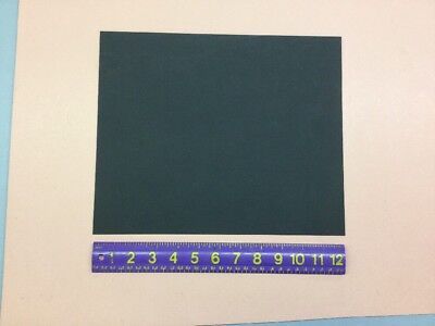 Black Kydex Plastic Sheet .093332 X 10 X 12 Haircell Finish Thermoforming