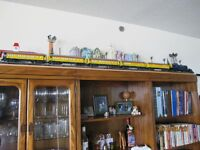Collection de trains Lionel, gage 0