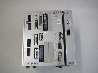 Yamaha Drive Rcx142  Rgu-2  4-axis Robot Controller