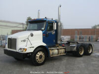2005 International 9200I T/A Semi Truck Tractor Day Cab Cummins Diesel bidadoo