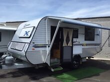 2012 Crusader X-Country FULL Off Road Caravan Brookvale Manly Area Preview