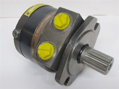 Parker 115a-071-as-0 110a Series Lsht Torqmotor Hydraulic Motor