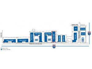 Entrepôt, Bureau à louer | Industrial, Office For Lease : Dorv West Island Greater Montréal image 2