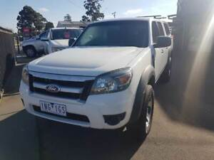 2011 Ford Ranger XL 4x2 Turbo Diesel D/Cab Warragul Baw Baw Area Preview