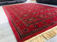 Beautiful rug (150x225)perfect condition