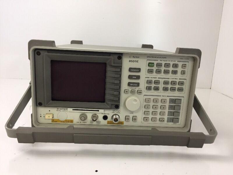 HP Agilent 8591E Spectrum Analyzer