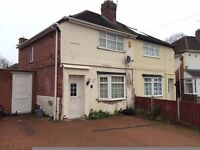 Three bed house in Wigston - £700pm - refurbished, large garden