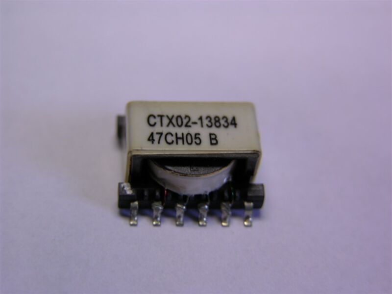 3 Coiltronics CTX02-13834 4.5-5.5VDC Input 12VDC @150mADC Push-Pull Transformers