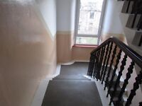 ONE DOUBLE ROOM (12--15MINU. TO STRATHCLYDE UNI.BY WALK, FOR ONE POSTGRADUATE STUDENT,