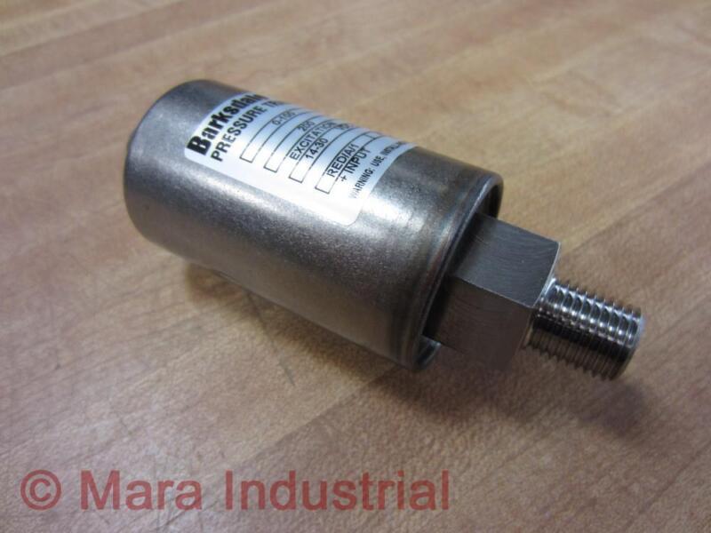 Barksdale 426T2-04 426T204 Pressure Transducer